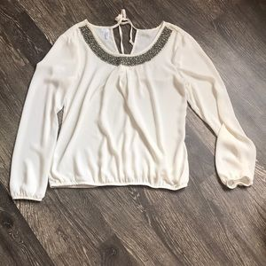 Maurices size Medium blouse